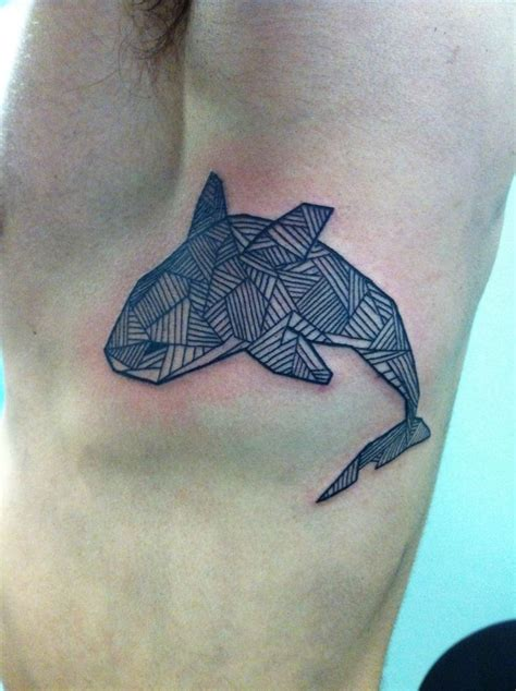 minimalist whale tattoo 1000 images about tatto on pinterest geometric wolf