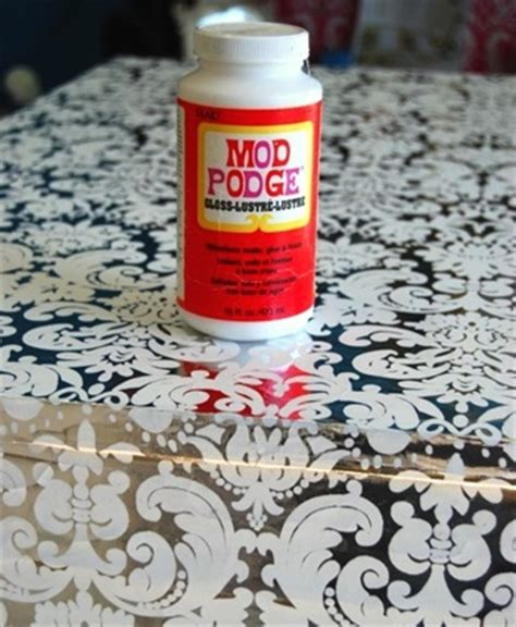 Decoupage Sealer Recipe - why you shouldn t make your own mod podge diy home sweet