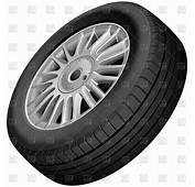 Clipart Of Car Tires
