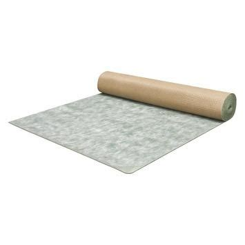 karwei laminaat ondervloer rubber ondervloer voor tapijt 6 m2 kopen ondervloeren