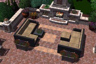 Unilock Design Program by 3d Landscape Design Software Landscaping Network