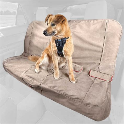 kurgo car seat covers for dogs kurgo bench car seat cover petco