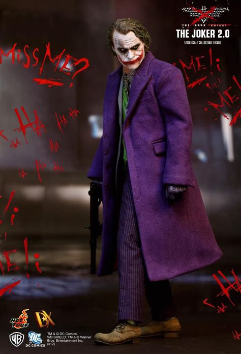 Toys 14 Joker The Ht Qs010 Batman toys the the joker 2 0 1 6th scale collectible figure heroes and villains