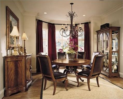 country french dining rooms black dinette chairs images home styles 5 piece round