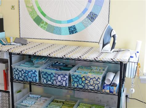 Quilting Room Designs by Hyacinth Quilt Designs Sewing Room Tour Part One