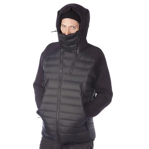 Jacket Nike Fleece nike tech fleece aeroloft jacket black 806838 010