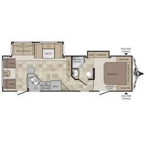 Cougar Travel Trailer Floor Plans 2015 Cougar Xlite 30rls Floor Plan Travel Trailer Keystone