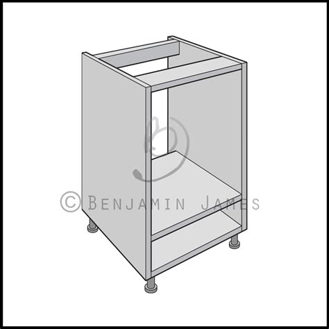 kitchen cabinet carcases kitchen carcass unit built under oven cabinet 18mm