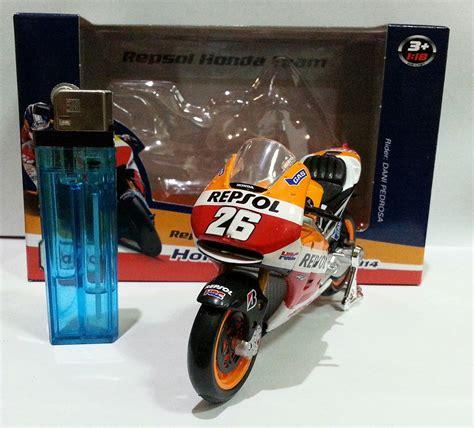 Maisto Motor Ducati Scrambler Yellow Skala 118 maisto motogp skala 1 18 diecast indonesia all diecast