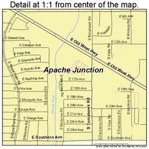 apache junction arizona map apache junction arizona map 0402830