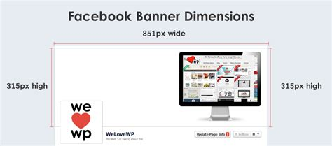 fb banner size how to create and promote a facebook page