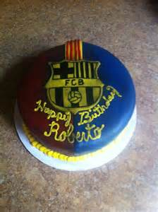 happy birthday barcelona cake ideas designs