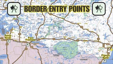 canadian us map border map of canada us border ontario derietlandenexposities