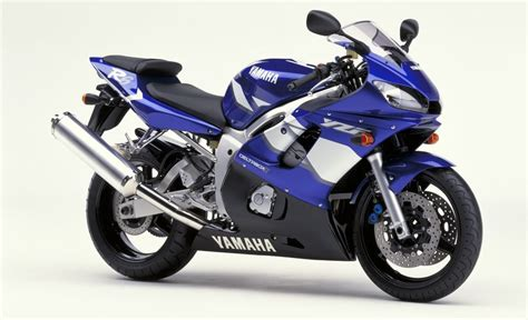 Yamaha R6 Aufkleber Set by Yamaha Yzf R6 2001 Rj03 5eb Decals Set Kit Blue