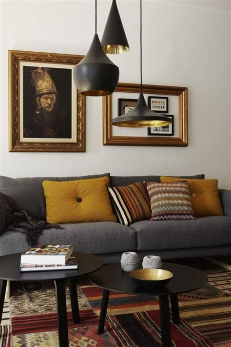 Best Coffee Tables For Small Living Rooms - 14x okergeel in je interieur interior junkie