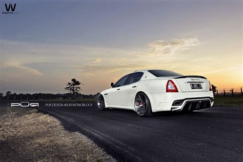 maserati quattroporte wheels maserati quattroporte on pur wheels by fairy design