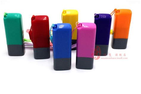 self inking rubber sts custom mini ster self inking st chapter