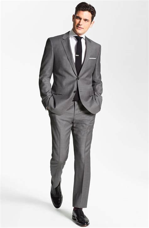 Suit Wardrobe Essentials by The Gray Notch Lapel Suit S Wardrobe Essentials