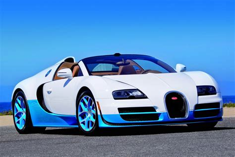 blue bugatti 2012 bugatti veyron 16 4 grand sport vitesse bianco and