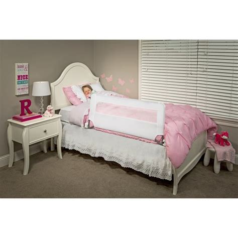 regalo white swing down extra long bedrail upc 618998020209 regalo guardian swing down portable bed