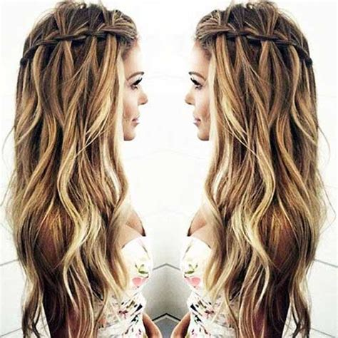 long hair styles for chubby women 40 womens hairstyles long hairstyles 2016 2017