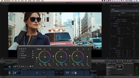 final cut pro grading color finale professional color grading in final cut pro x