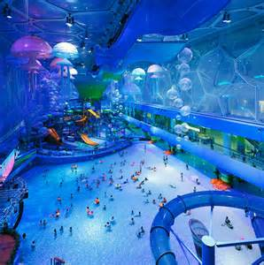 top 3 world s largest indoor water parks designrulz