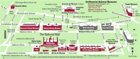 washington dc map smithsonian dinge en goete things and stuff this day in history