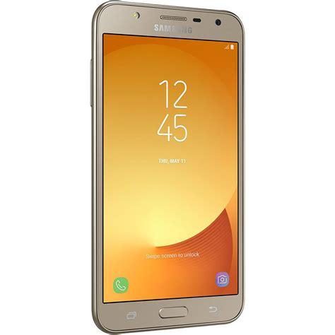 Samsung J7 Gold samsung galaxy j7 neo sm j701m 16gb smartphone sm j701m gold b h