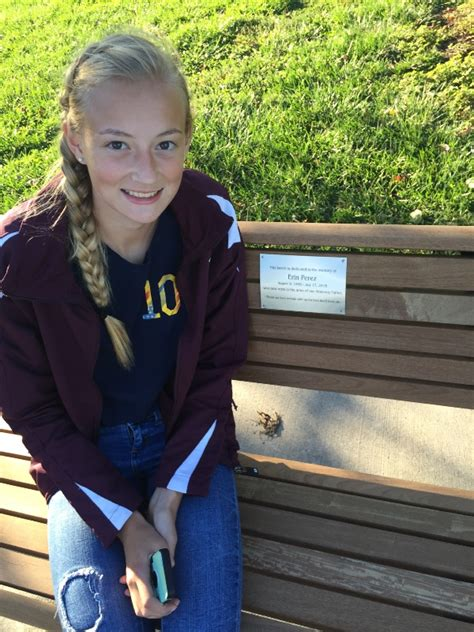 erin bench memorial bench 4 erin by rebecca jones gofundme