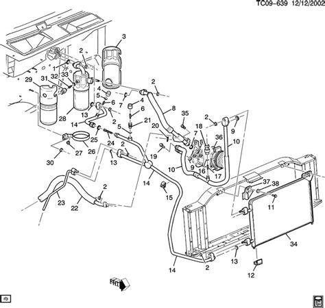 2004 chevy silverado parts diagram ac on drivers side 2004 silverado html autos weblog