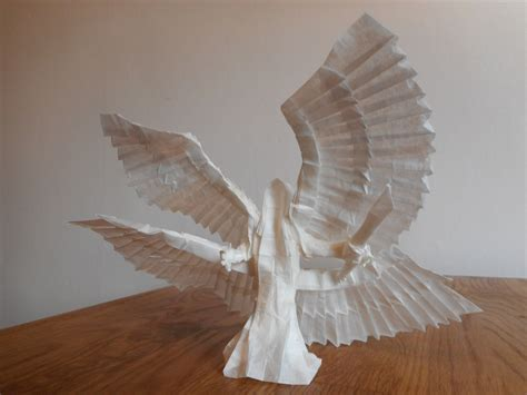 Origami Winged - the world s best photos of complex and folded flickr