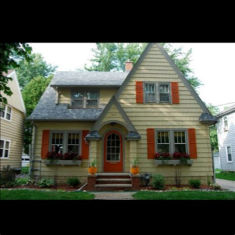 orange exterior house colors 1000 images about home exterior colors on pinterest