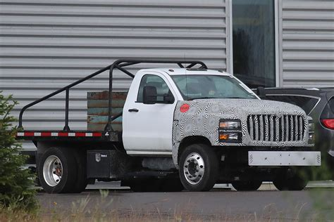 Spy Shots: First Look at Navistar/GM Medium Duty Work