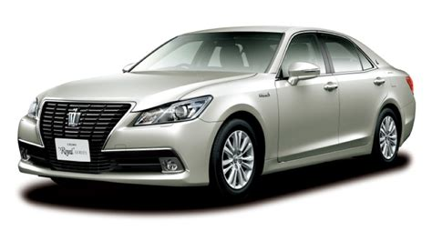 toyota company japan toyota launches new crown series sedans in japan
