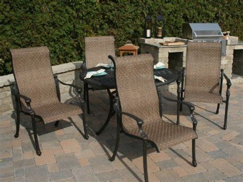 How To Clean Cast Aluminum Patio Furniture by Pin By Gerhard Barnick On Garden Patio Furniture Sets
