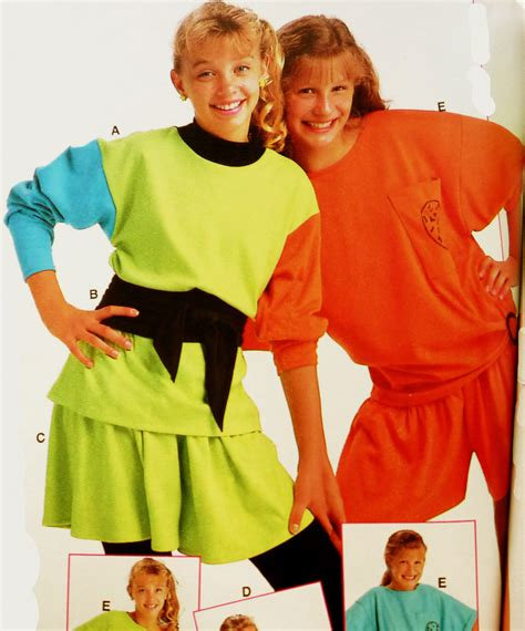 neon clothing neon from sears cliquey pizza 2 more 80 s teen book