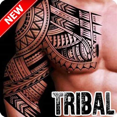 right chest tattoo designs 48 wonderful tribal tattoos