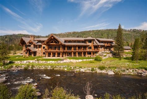 log home mansions eagles landing a 17 000 square foot log mansion in clark