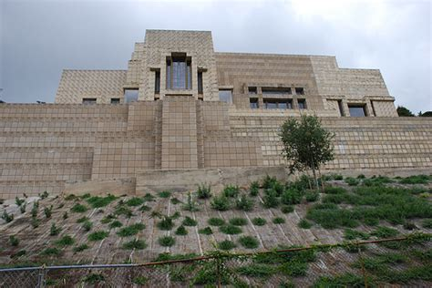 ennis house plan ennis house data photos plans wikiarquitectura