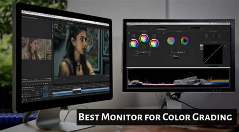 color grading monitor best monitor for color grading top color correction