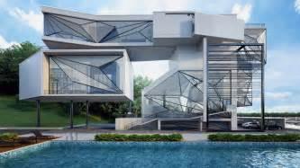 architect designs office architecture designs geometric aviator s villa