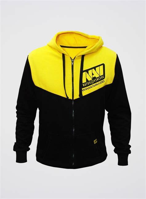Hoodie Zipper Team Wings Dota 2 R4 na vi zip hoodie yellow