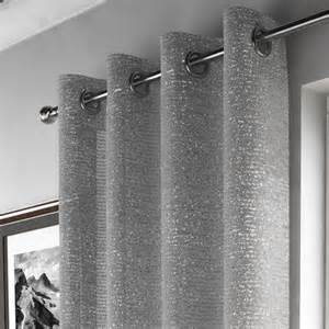 Silver Sparkle Curtains Silver Sparkle Curtain Panel Tony S Textiles Tonys Textiles