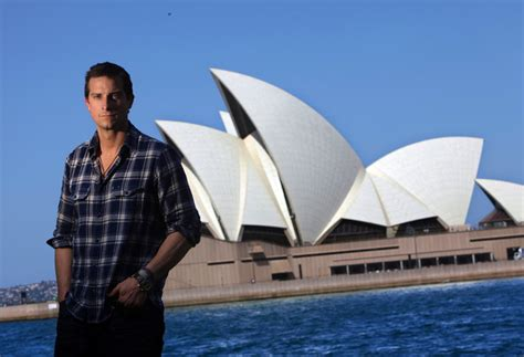 Grylls House by Grylls Attends Quot Discovery Quot Press Conference 13 Of 20
