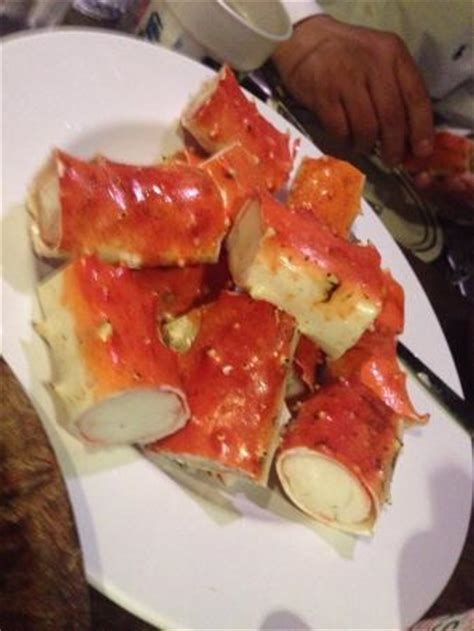 alaskan king crab house menu blue crab legs picture of bob chinn s crab house wheeling tripadvisor