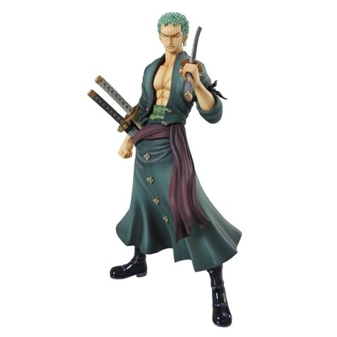 Mega House Pop Edition Z One Roronoa Zoro megahouse portrait of one series sailing