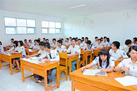 tata ruang kelas dalam belajar ini dia bedanya jadi anak sekolah di korea selatan dan di