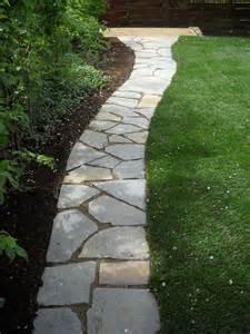 25 best ideas about flagstone walkway on pinterest stone paths gravel walkway and stone walkway