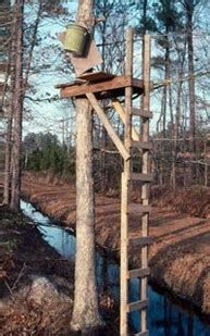 plans plans  wood deer stand  plans